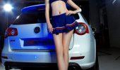 Người mẫu xe hơi bên Volkswagen