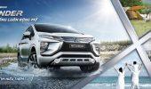 Bản đặc biệt bộ ba Mitsubishi Xpander, Outlander và Pajero Sport 2020