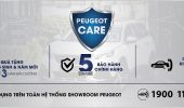 """Peugeot Bình Dương triển khai chương trình """"Peugeot Care"""""""