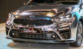 Kia Cerato 2019 phiên bản Iron Man với lớp sơn mạ Chrome sáng bóng