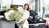 Ca sỹ Bích Phương tậu Siêu xe Mercedes-Benz S450 Độc Nhất tại Việt Nam
