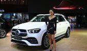 Mercedes-Benz GLE 450 4MATIC giá 4,369 tỷ VNĐ, nhập Mỹ tại VMS 2019