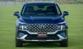 Hyundai SantaFe Giá Xe Lăn Bánh, Khuyến Mãi, Trả Góp Ô tô Tháng mới 2021