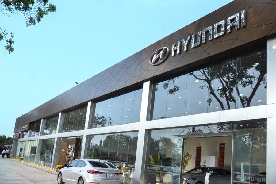 Đại lý Hyundai Phú Nhuận