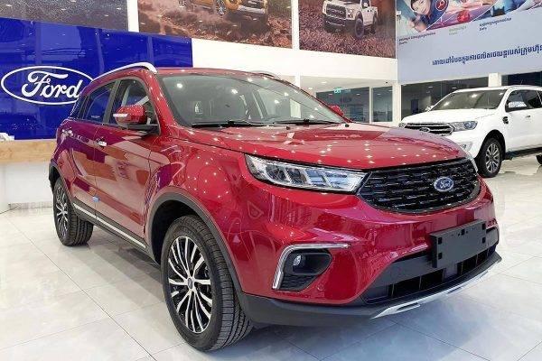 Ford Territory 2021 về Việt Nam