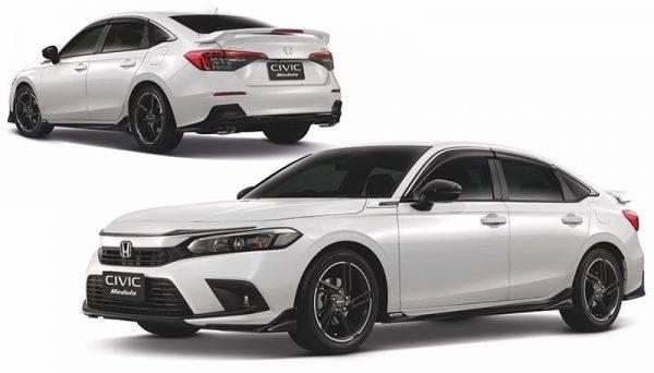 Honda Civic 2022 về Việt Nam